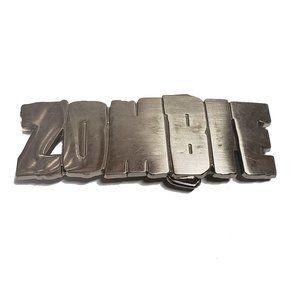 ☠️Rob Zombie Belt Buckle